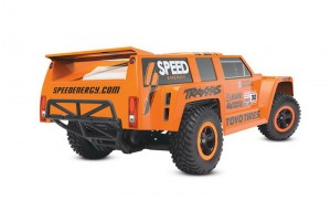 Traxxas Slash Dakar Edition 2WD - фото 9