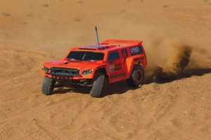 Traxxas Slash Dakar Edition 2WD - фото 2