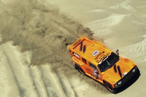Traxxas Slash Dakar Edition 2WD - фото 3