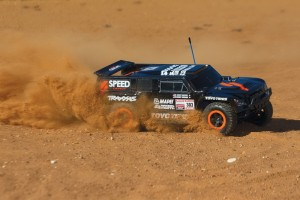 Traxxas Slash Dakar Edition 2WD - фото 5