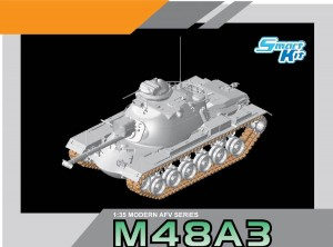 M48A3 Dragonmodels 1/35