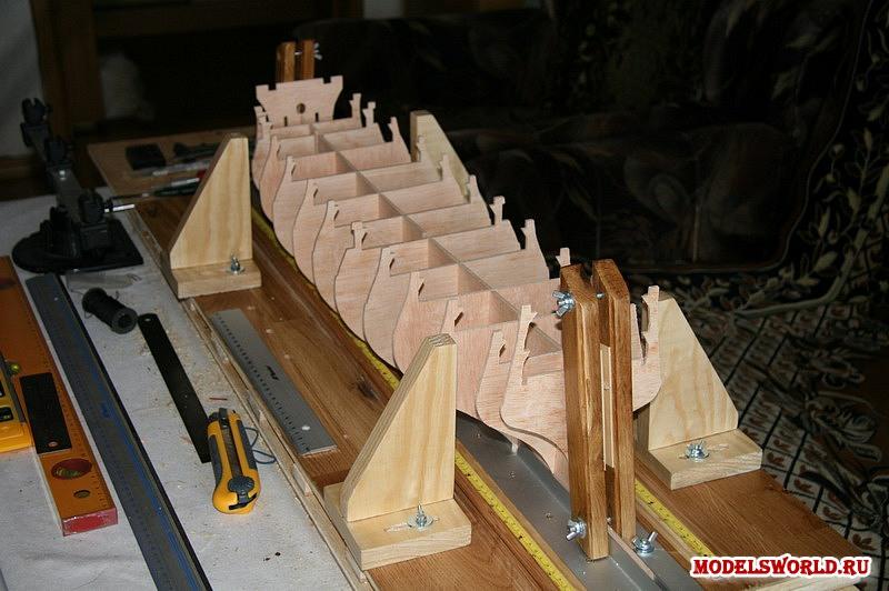 Стапель для модели парусника своими руками 69