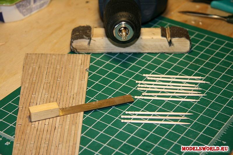 Нагели изготовление своими руками
